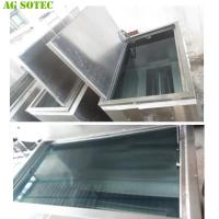 Quality Stainless Steel Water Dip Tank With Heating Handle For Commercial Kitchen Use for sale