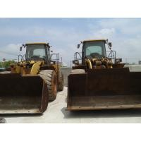 Quality CAT wheel loader used caterpillar 980G wheel loader 4.2 Cbm loader for sale