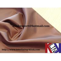 Buy cheap Polyester taffeta fabric---170T 190T 210T 230T product