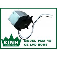 Quality Electric 10 W Electromagnetic Air Pump Small Aluminium With Double Duckbill Valves for sale