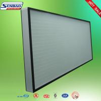 Quality High Efficiency Hepa Air Filters , Air Conditioner Hepa Filter Air purify for sale