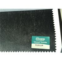 Plaid Fusible Non Woven Interlining With EVA Dot Coating / Flat Coating For Middle East / Egypt Market