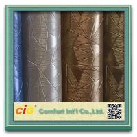 Quality Multicolor Printing Pvc Artificial Leather for Furniture Decorative for sale