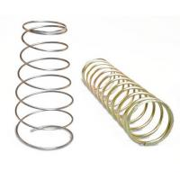 Quality High Temperature Resistance Large Diameter Compression Springs , ISO for sale