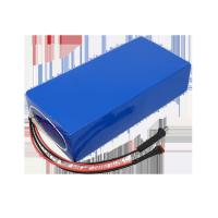 Buy cheap 12V 65Ah LifePO4 rechargeable waterproof case storage lithium solar battery from wholesalers