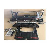Quality TRD Style Toyota Hilux Revo Full Set 4x4 Body Kits / Car Front Bumper for sale
