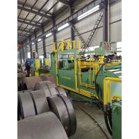 Quality Strength Automatic Transformer Corrugated Sheet Forming Machine 300 - 1300 Mm Width for sale