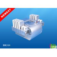 Buy cheap Diode Lipo Laser Cellulite Melting Machine Air Cooled System 336 Mitsubishi from wholesalers