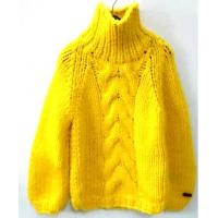 Buy Hand Knit Cardigan, Knitted Sweater, Handicrafted Pullover, Crocheted Sweater  Factory Supplier, Knitting Yarn, at wholesale prices