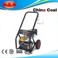 Quality 5.5HP 170bar 9.0 LPM gasoline high pressure cold water high pressure cleaners for sale