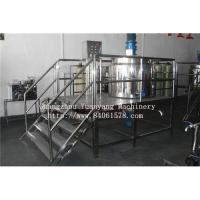 Quality disinfecting water homogenizing machine for sale