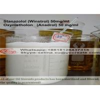 Quality Effective Oral Anabolic Steroids Stanozolol Winstrol (Winny) 50mg/ml for Muscle Building for sale