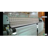 Quality YBD168 low-pitched computerized embroidery machine for mattresses and fabrics for sale