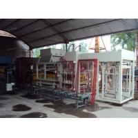 Quality High Efficiency Fly Ash Brick Making Machine / Concrete Block Making Machine for sale