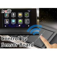 Buy Lexus Nx Car Video Interface , Android Navigation Box Two In One Unit Including Miracast at wholesale prices