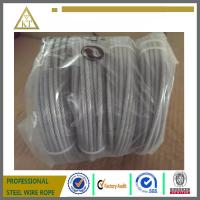 Buy cheap 7x19 wire rope aircraft cable with pvc bag product