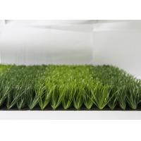China Fire Resistant Sports Artificial Turf , Football Field Artificial Grass on sale