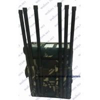 China Durable Military High Power GPS WIFI5.8G Drone Signal Jammer Waterproof Backpack UAV Jammer on sale