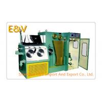 Buy cheap 14MDT small copper Fine Wire Drawing Machine 800 m/min with annealing from wholesalers