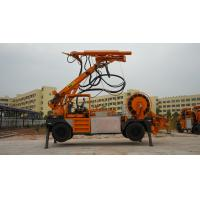 Quality KC3017 Concrete Pumping Equipment , Shotcrete Machine With Robot Arm 0-18 Km/H Travelling Speed for sale