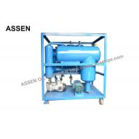 Quality filtration equipment for transformer oil,ZY portable Insulating oil filtering machine for sale