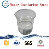 Quality CW -08 Water Decoloring Agent , Water Treatment Chemicals Sticky Liquid for sale
