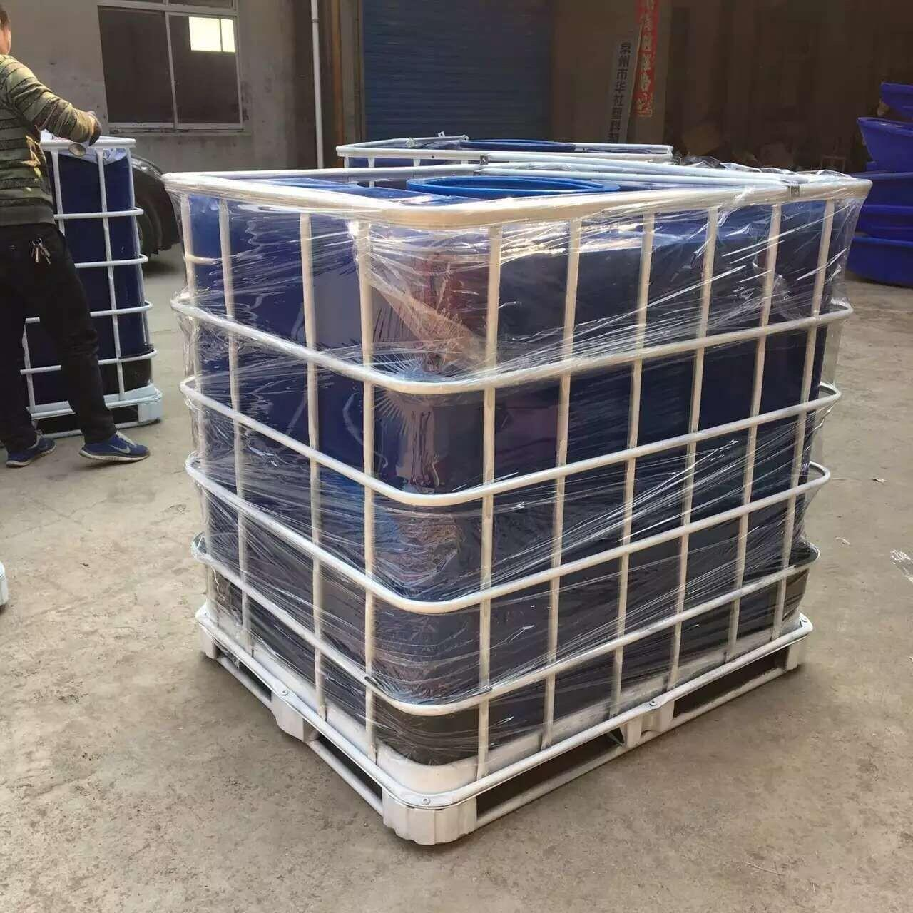 Buy cheap 1200liter IBC container for food liquid from wholesalers