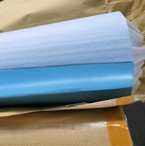 Quality 1.5mm blue/mosaic swimming pool pvc liner/waterproof sheet material/membrane sheet for sale