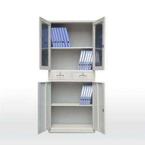 Quality Two Drawer H185cm W90cm File Storage Cupboard for sale