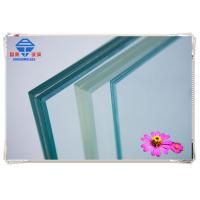 Buy cheap Clear Tempered Glass, & 6.38mm Laminated clear float glass on sale & Standard Size Tempered Glass product