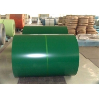 Buy cheap ASTM 1250mm PVDF Painted Steel Coil As Wall Material from wholesalers