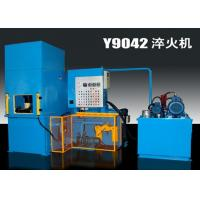 Quality PLC Gears / Rings Induction Hardening Machines, Automatic Arbor Withdrawal and Workpiece Transfer for sale