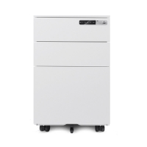 Quality Modern Design 3 Drawers Steel Mobile Pedestal Office Metal Cabinet for sale