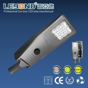 Buy cheap High Lumen Solar Power Street Lights Integrated Motion Sensor Outdoor from wholesalers