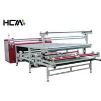 Quality Durable Large Format Heat Transfer Roller Machine Multifunction High Speed for sale