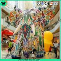 Quality Giant Advertising Inflatable Elephant,Inflatable Elephant Cartoon,Advertising Inflatable for sale