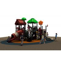 Cheap Plastic Playground Material and Outdoor Playground Type for play areas wholesale