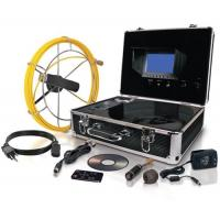 Quality sewer camera for sale With 12MM Camera head and 10inch LCD Monitor with 30M for sale