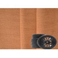Quality Dipped Nylon6 Tire Chafer Fabric High Adhesion , Rubber Tyres Auxiliary Material for sale