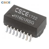China High Frequency / Current Electronic Power Transformer 16 Pin OCL 350uh Min on sale