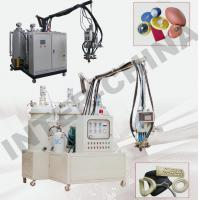 Quality 3-component Polyurethane Low pressure machine,Foaming and pouring machine for sale