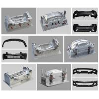 Quality Interior Auto Parts Mould Plastic Injection Bumper Mould Prototype Customer Design for sale