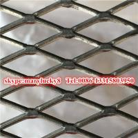 Buy cheap Singapore expanded metal mesh/Carbon steel expanded metal mesh factory singapore from wholesalers