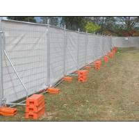 Buy cheap Temporary Fence With Plastic Feet Easy To Install And In High Security from wholesalers