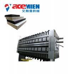 Quality Hollow Polypropylene Sheet Making Machine , Construction Formwork Machine for sale