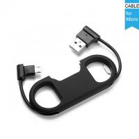 China Keychain Multi Function Micro USB To USB Cable, 2.1A Fast Charging Cable on sale