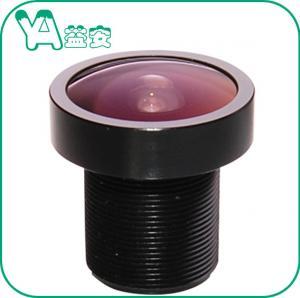 Quality F1:2.0 Aperture Car Camera Lens 174°129°92° D H V With HD 5 Million Pixels for sale