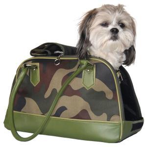 China Camo Travel Pet Carrier Dog Bag on sale