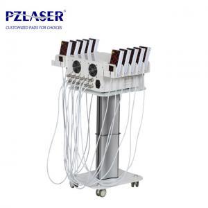 China 650nm Low Level Lipo Light Body Sculpting Machine , Laser Liposuction Equipment on sale