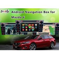 Quality 2014-2017 Mazda CX-3 Android 6.0 Navigation Box with Touch Control and Mirrorlink for sale